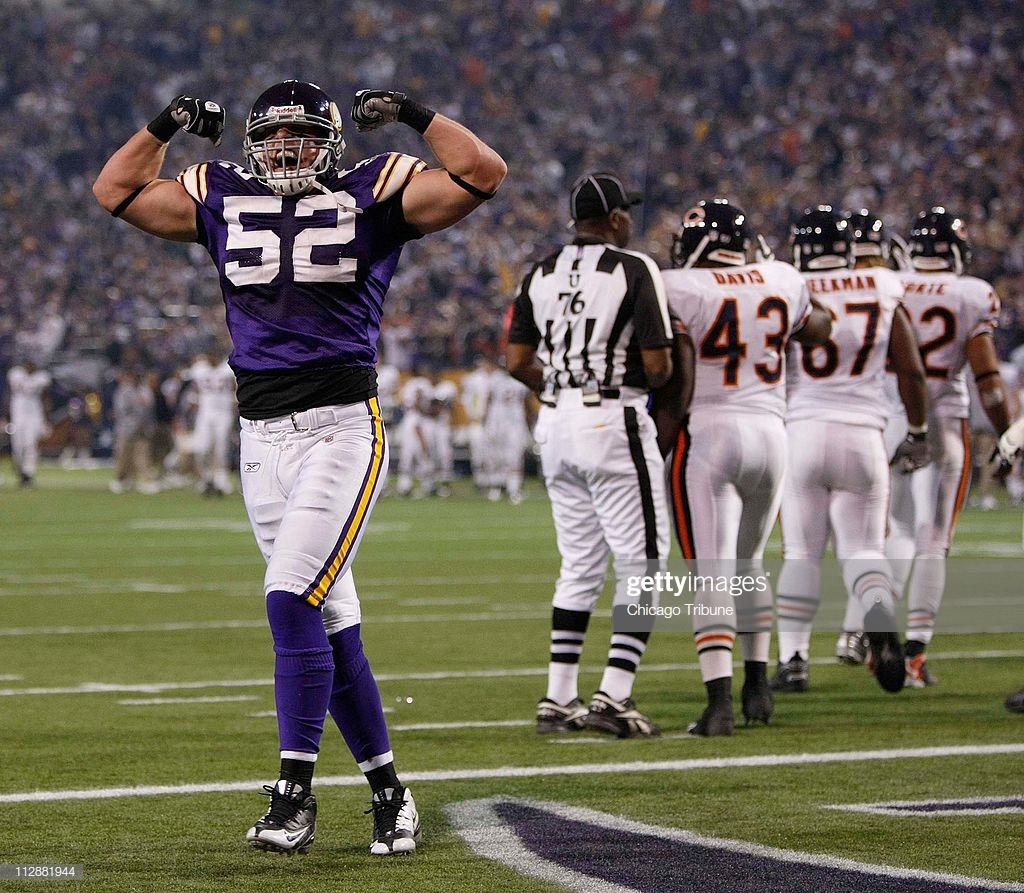 chad greenway celly