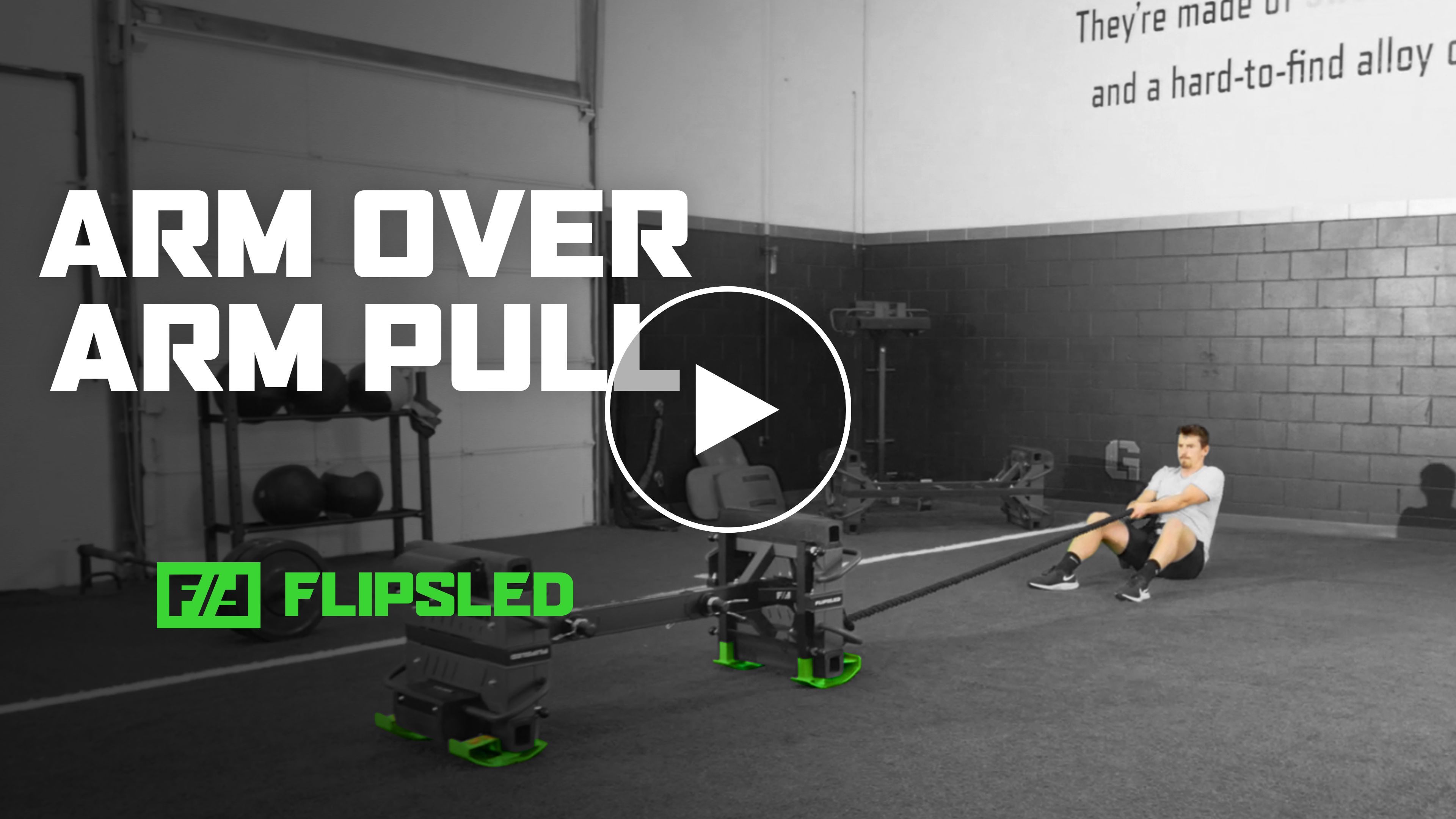 Move of the Week: Arm Over Arm Pull