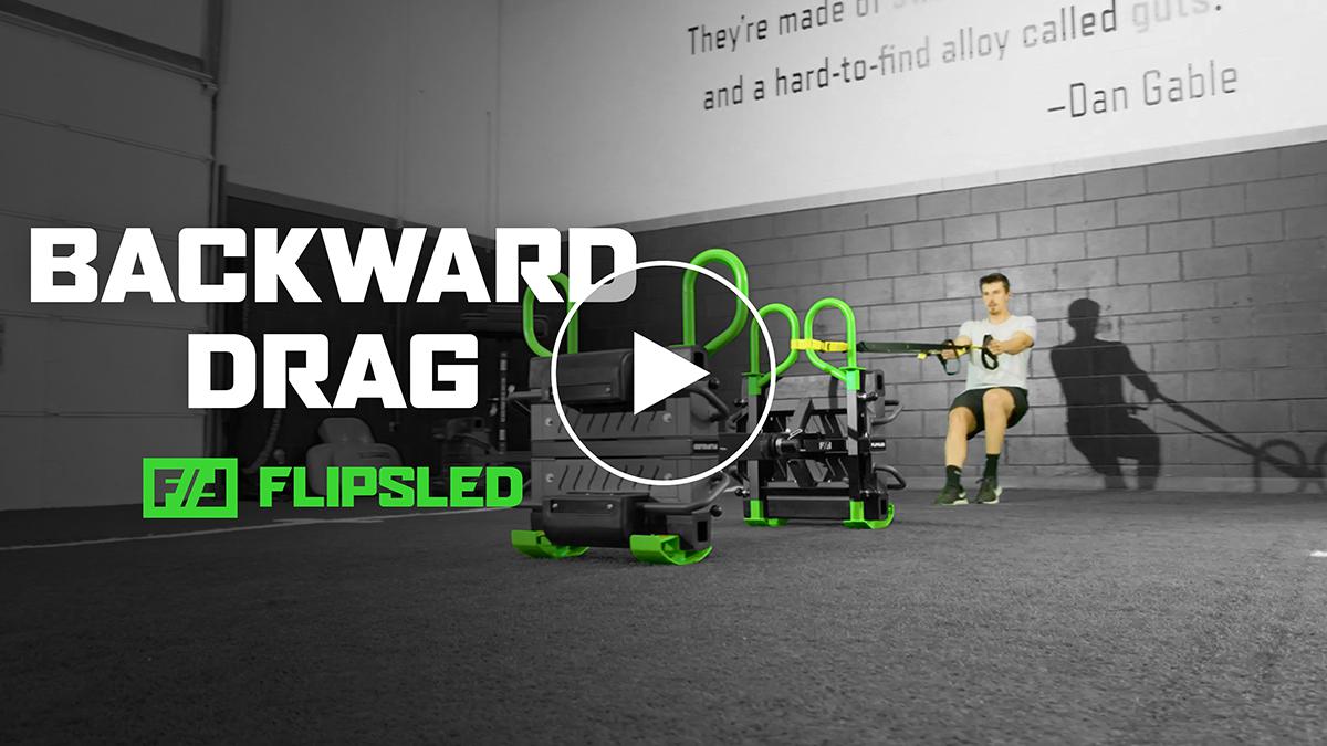 Move of the Week: Backward Drag