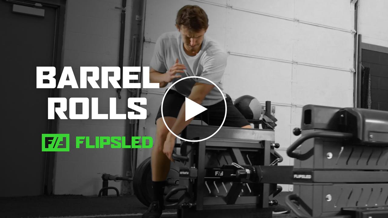 Move of the Week: Barrel Rolls