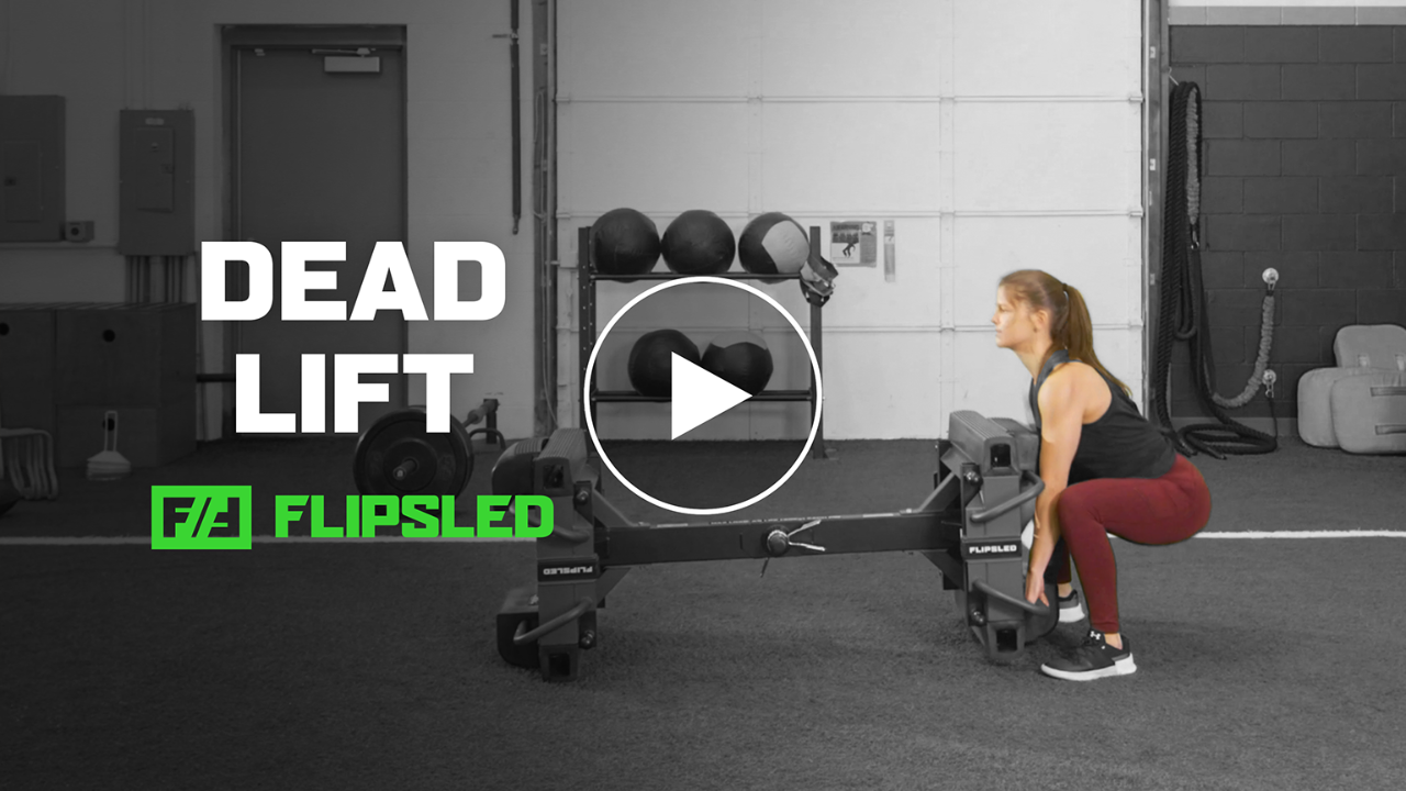 Move of the Week: Dead Lift