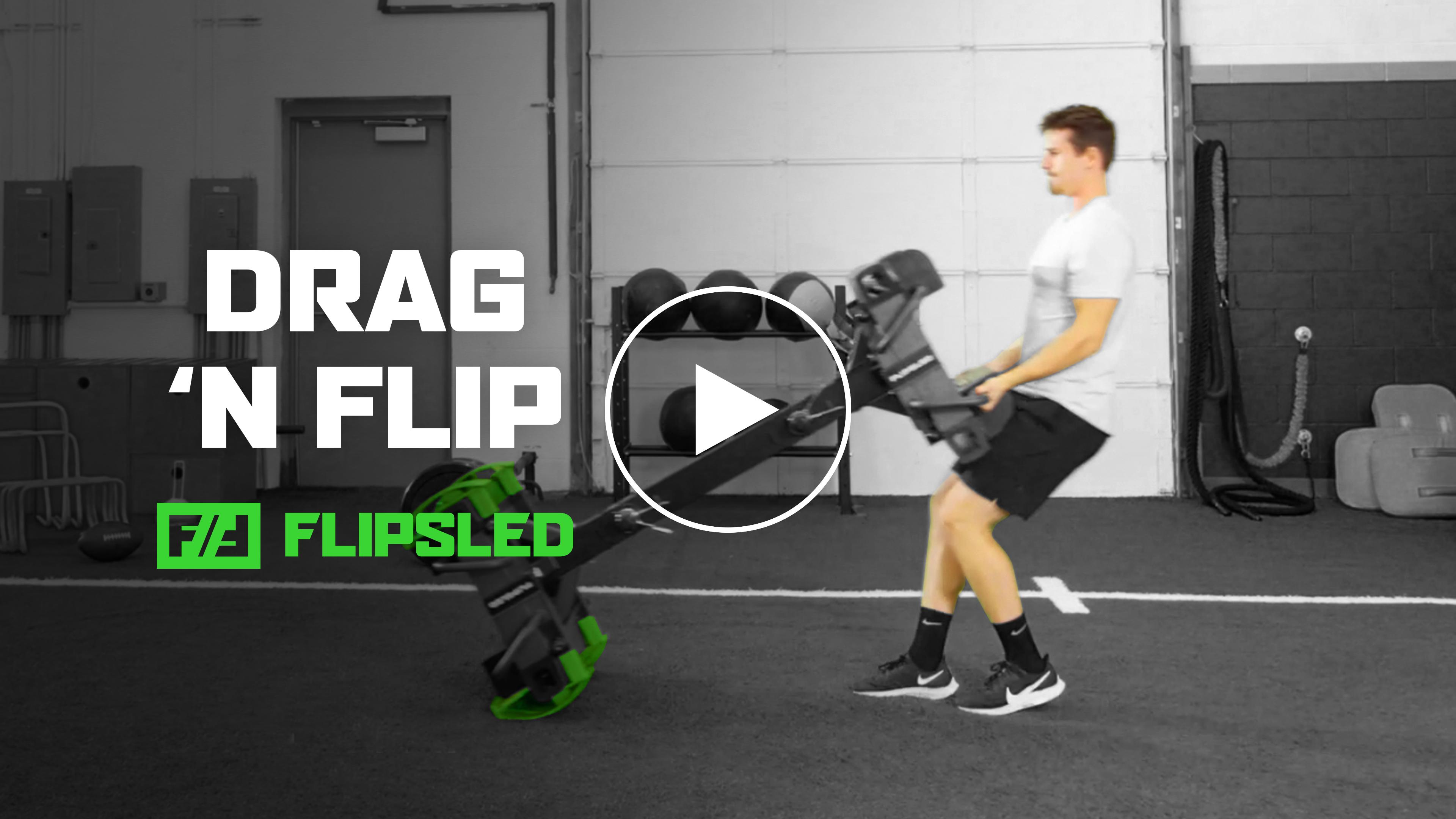 Move of the Week: Drag 'n Flip