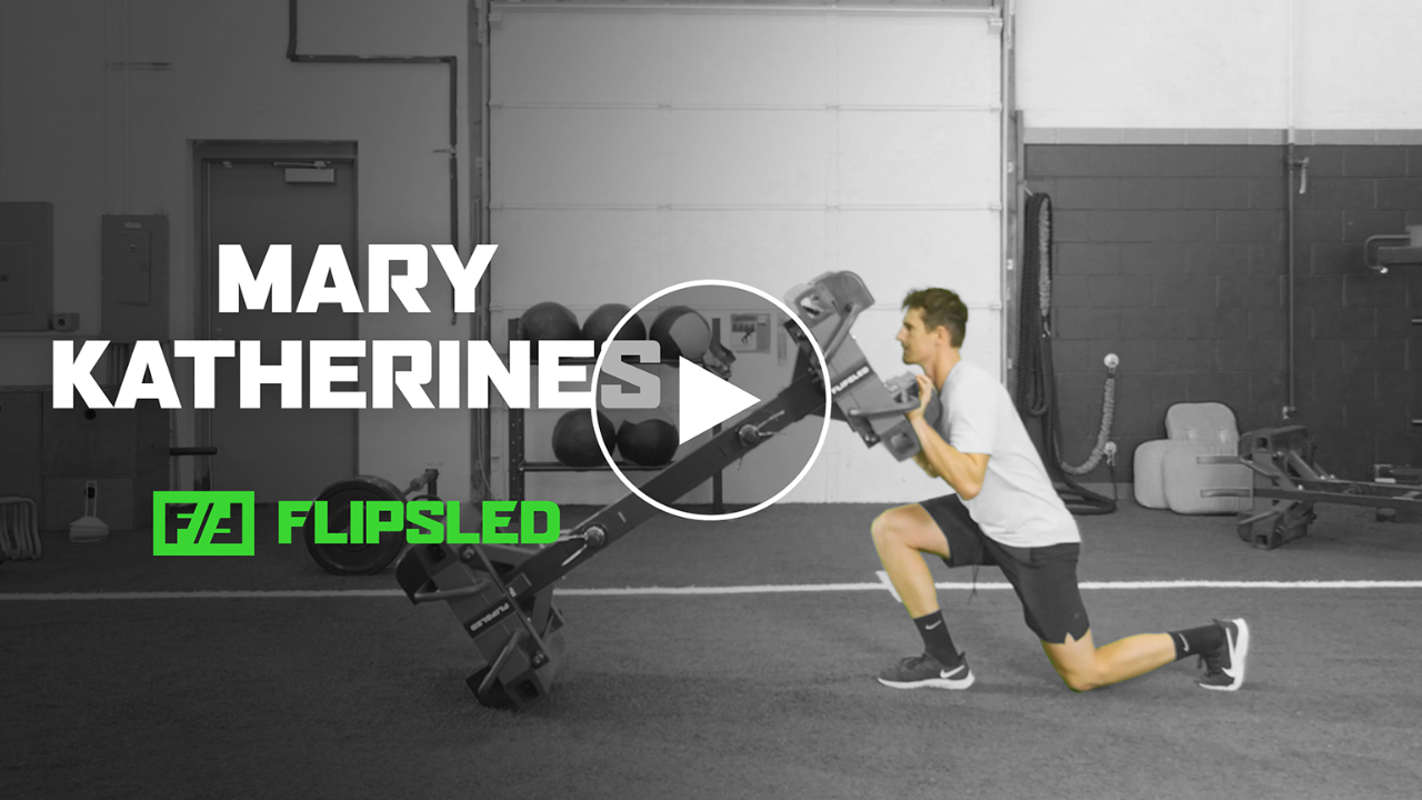 Move of the Week: Mary Katherines