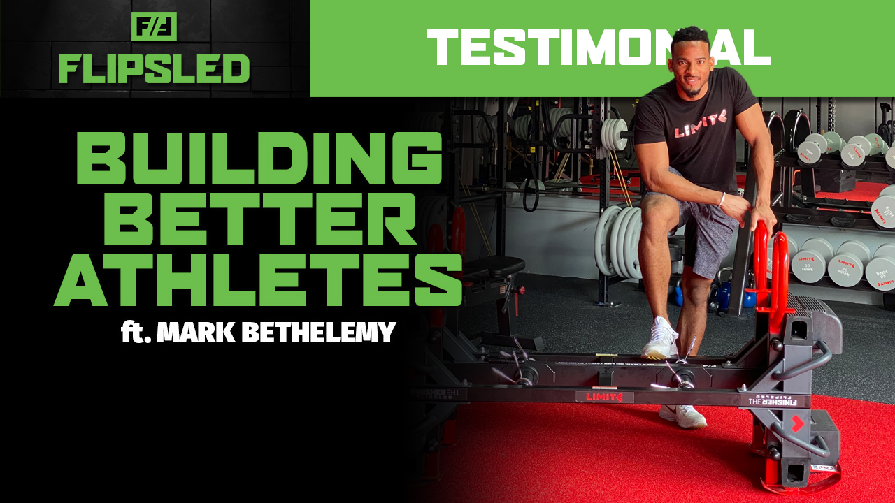 Creating Better Athletes Ft. CEO Mike Barthelemy