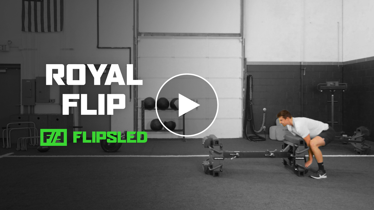 Move of the Week: Royal Flips