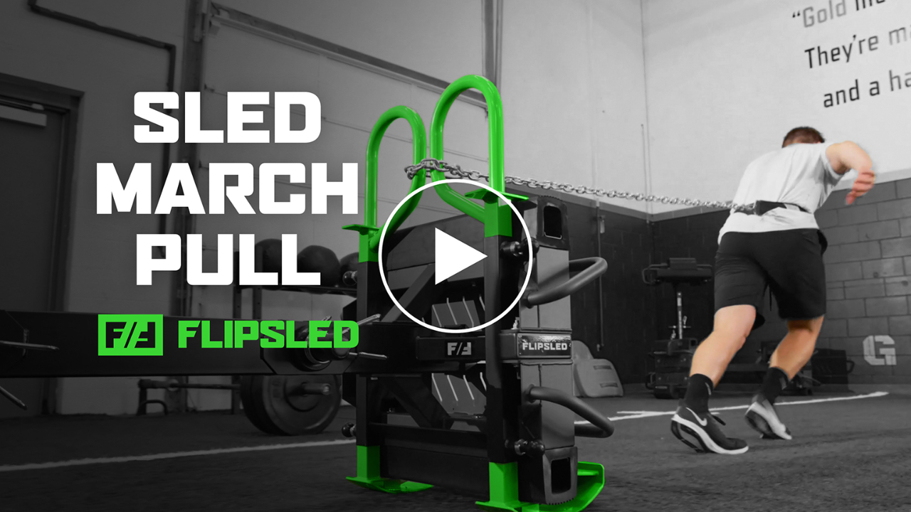 Move of the Week: Sled March Pull