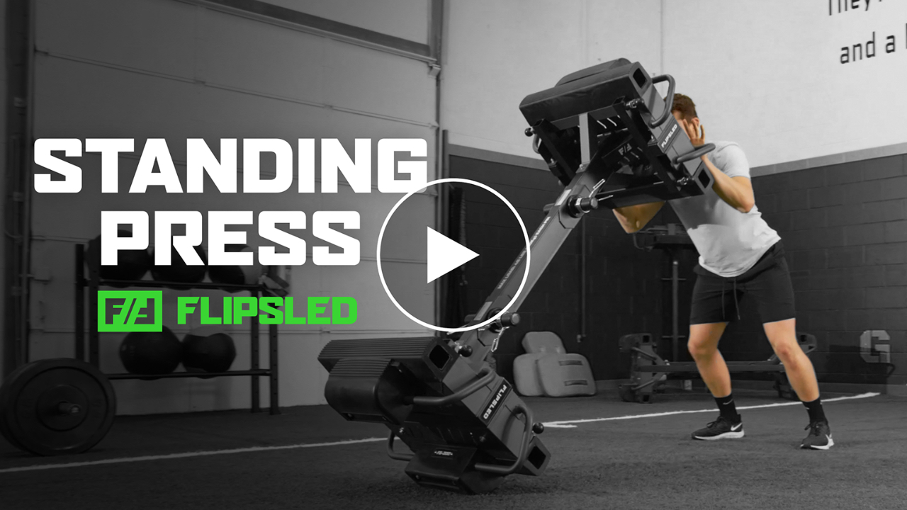 Move of the Week: Standing Press