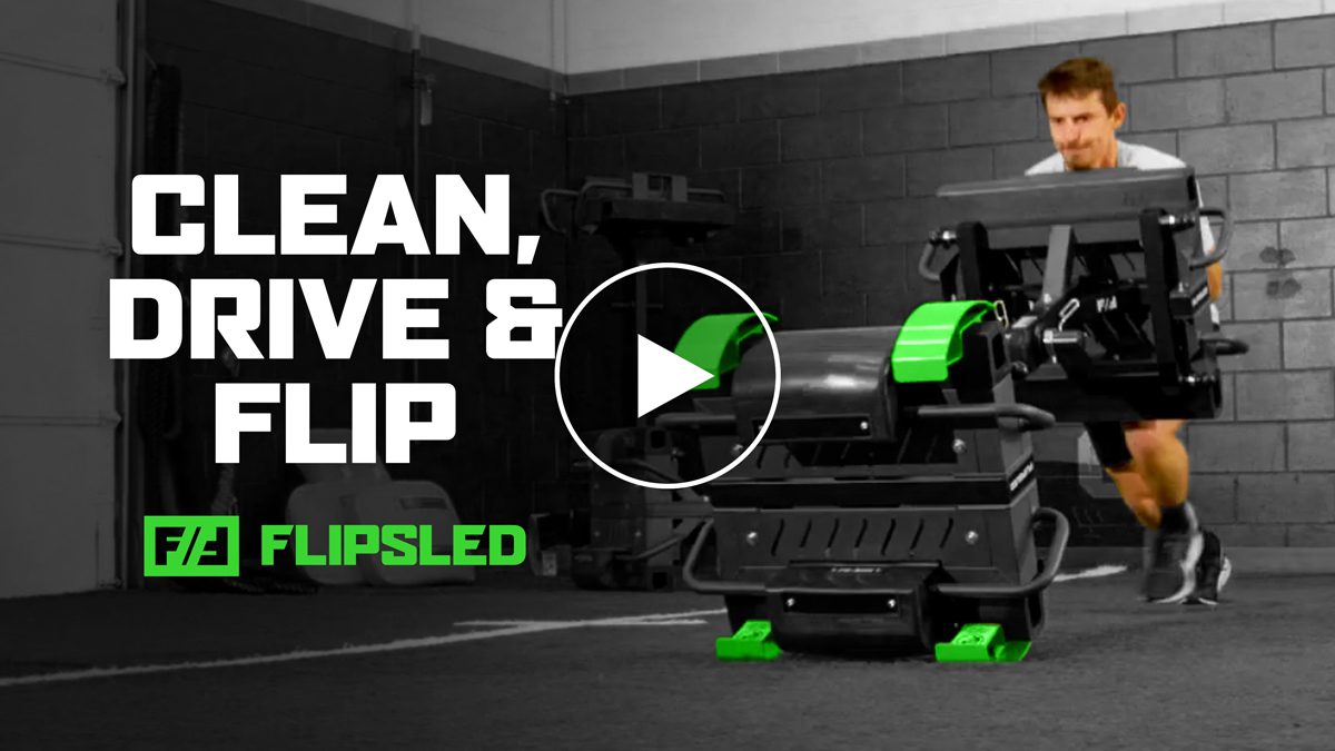 Move of the Week: Clean, Drive & Flip