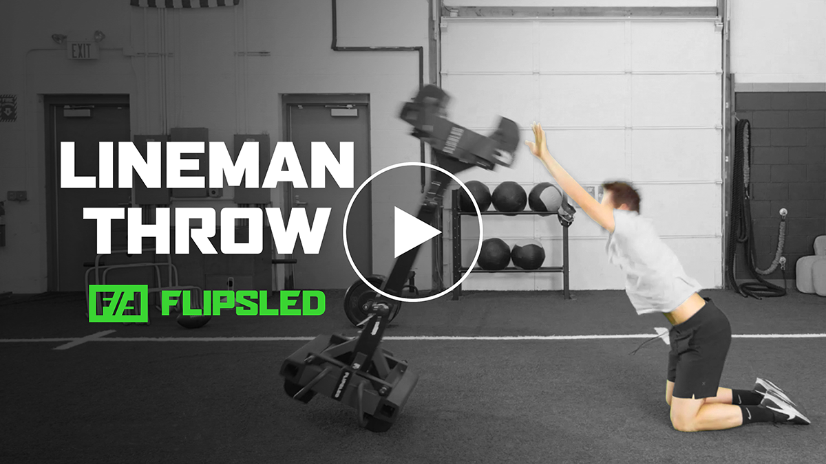 Move of the Week: Lineman Throw