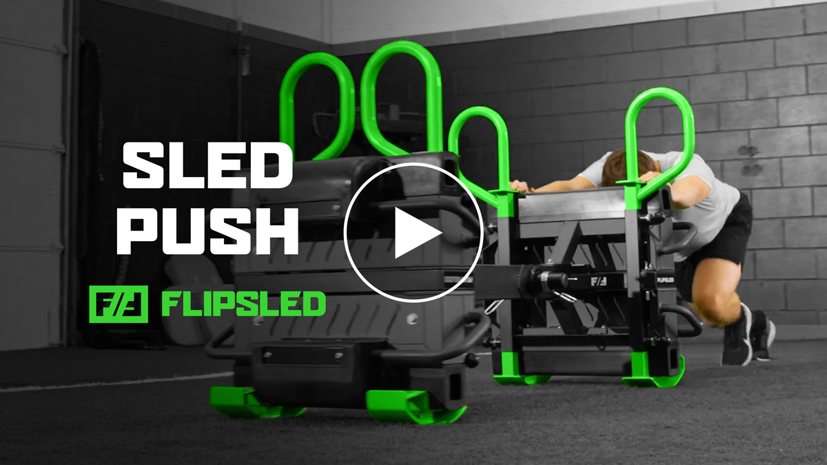 Move of the Week: Sled Push
