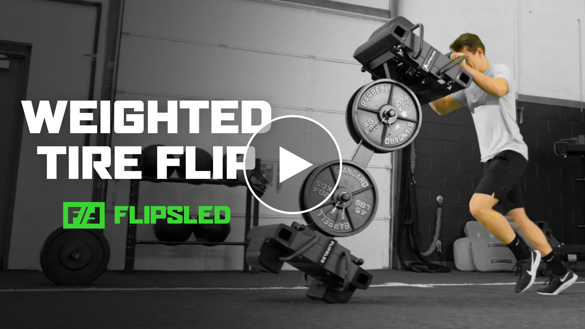 Move of the Week: Weighted Tire Flip